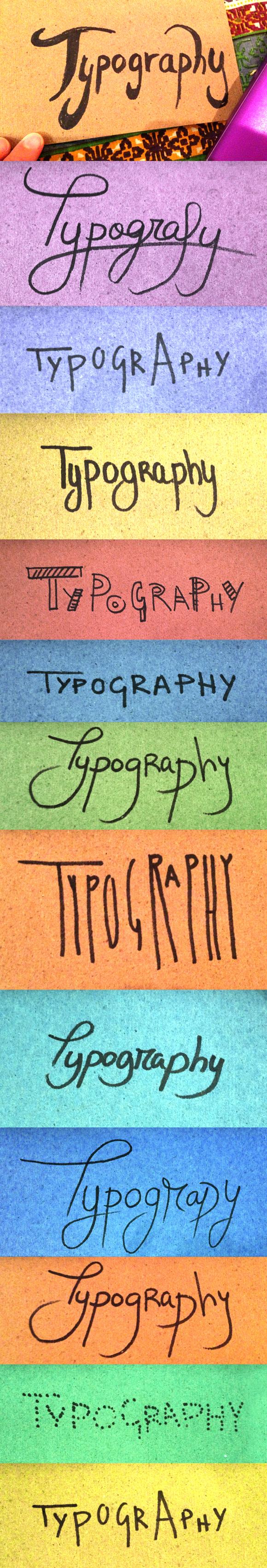 typographyIterations